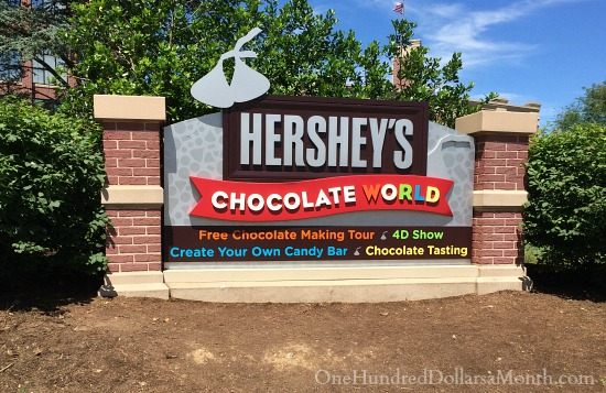 Hersheypark And Desserts Etc Cafe In Hershey