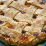 The Best Ever Peach Pie