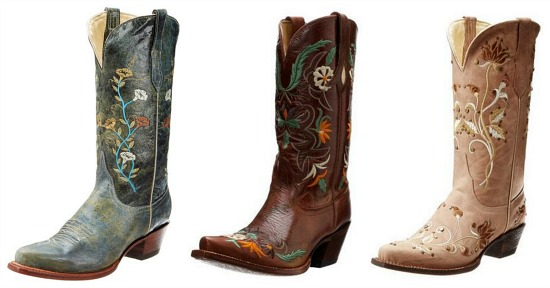 tall cowboy boots for women