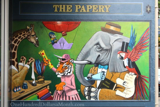 the papery victoria bc