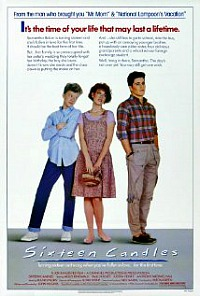 Friday Night at the Movies – Sixteen Candles