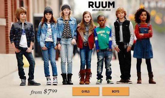 Ruum clothing sale