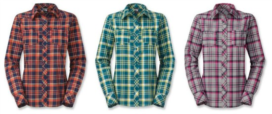 The North Face Fennel Woven Shirt