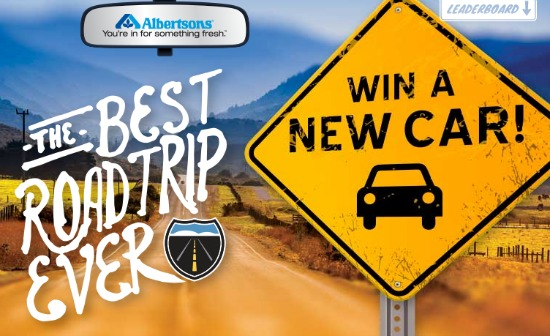 albertsons giveaway