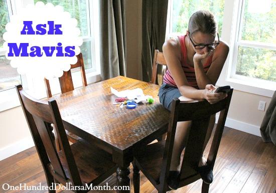 Ask Mavis – You've Got Questions, I've Got Answers