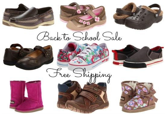 deals on kids shoes