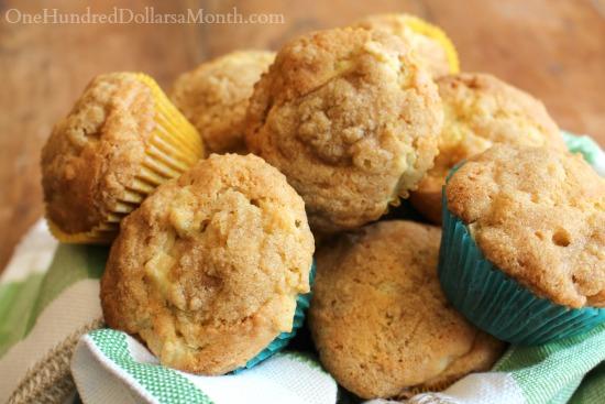 Apple Strudel Muffins recipe