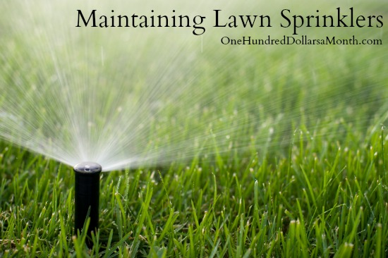 Maintaining Lawn Sprinklers – All the Cool People Are Doing It