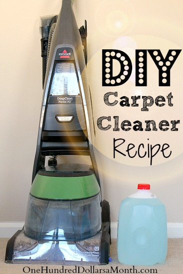 Tips for steam cleaning carpets my favorite diy carpet cleaner recipe - Tips about carpet cleaning ...