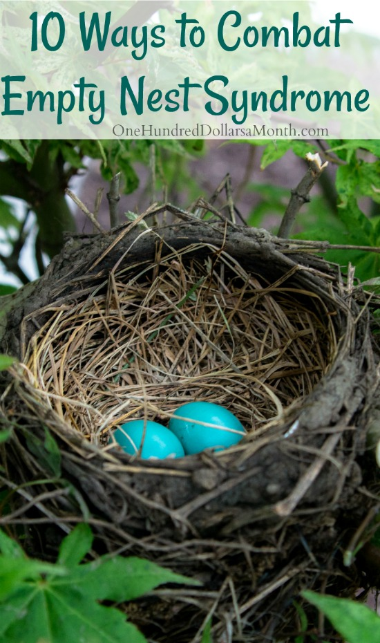 10 Ways to Combat Empty Nest Syndrome