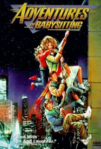 Friday Night at the Movies – Adventures in Babysitting
