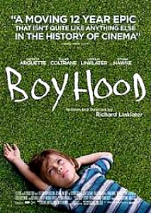 Friday Night at the Movies – Boyhood