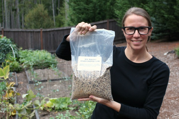 Plant Cover Crops: Improve Your Soil