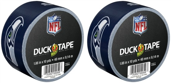 seahawks duct tape