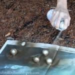 Upcycled Picture Frame – DIY Vanity Tray