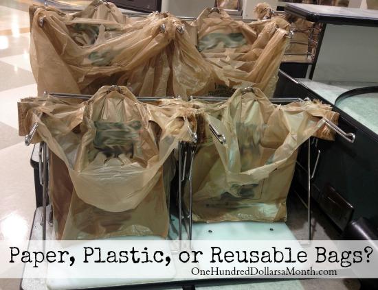 plastic bags research paper