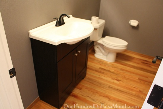 Mavis 39 Powder Room Before And After Photos One Hundred
