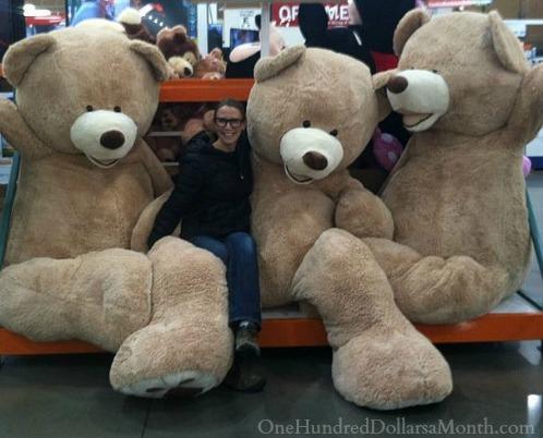 costco giant bears