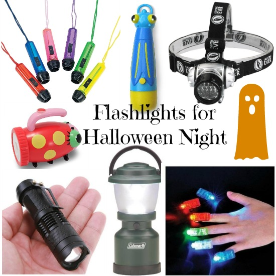 cute flashlights for halloween