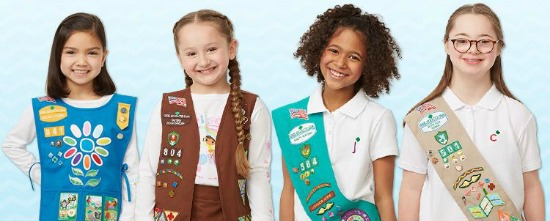 girl scout membership on the decline
