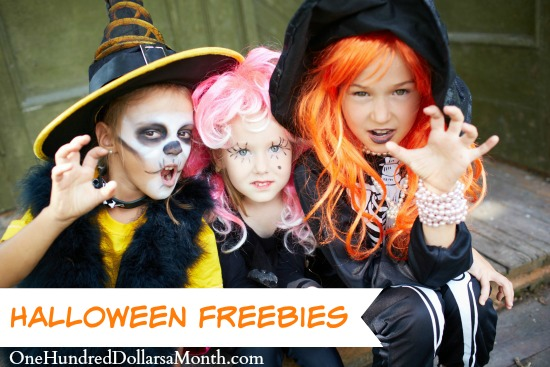 Halloween Deals and Freebies: Wearing Your Costume Gets You FREE Stuff!