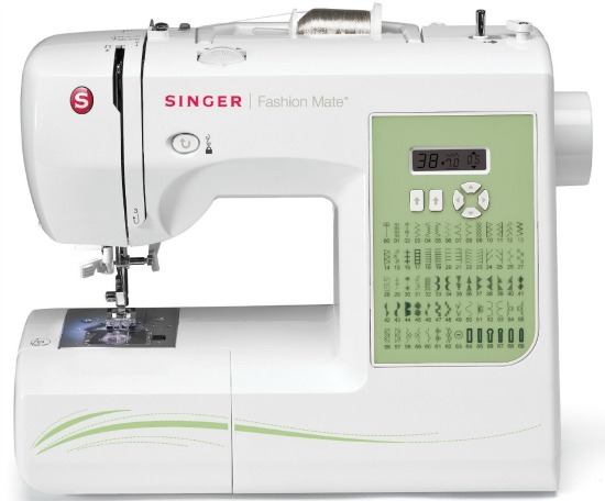 singer fashion mate sewing machine