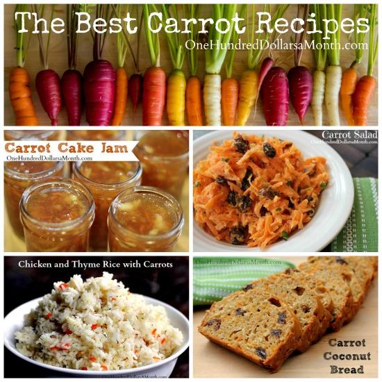 Recipes: The Best Carrot Recipes