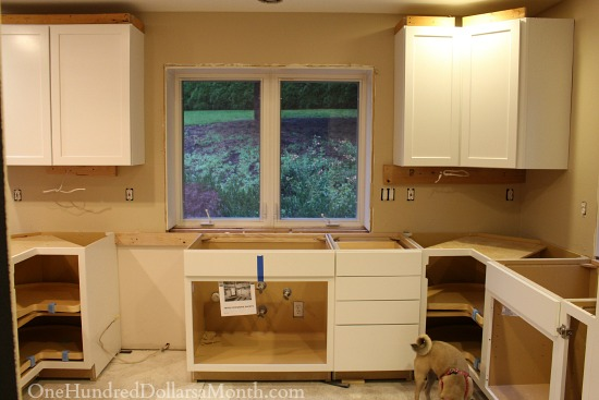 Mavis' Remodel Blog Day 24 –  What is the Best Counter Top for White Cabinets?