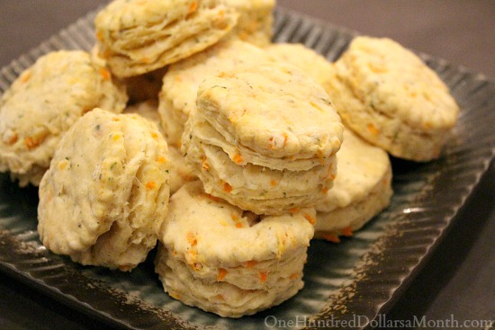 Zoe's Garden Fresh Dinner Biscuits Recipe