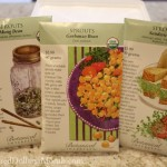 Indoor Gardening - Seeds to Sprouts