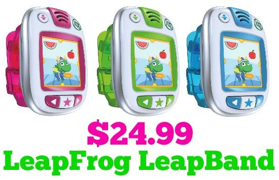 LeapFrog LeapBand
