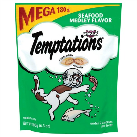 TEMPTATIONS Treats for Cats coupon