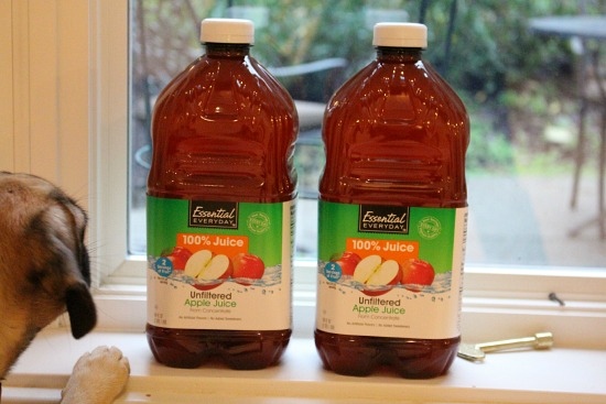 albertsons apple juice