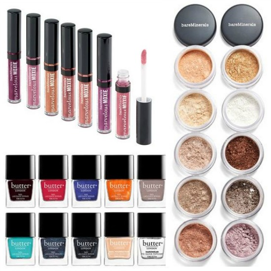 butter bare minerals gift sets