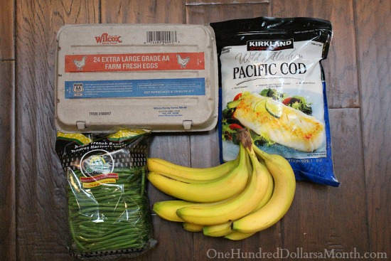 How I Feed My Family for $100 a Month – Week 44 of 52