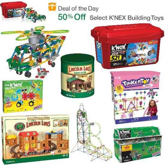 knex building toys