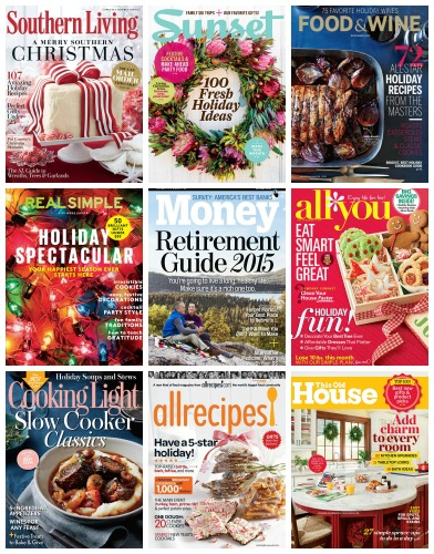 online magazine deals