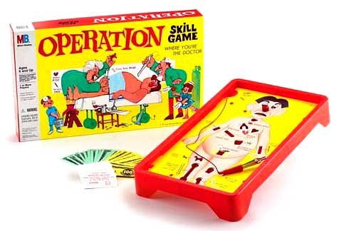 operation game for kids