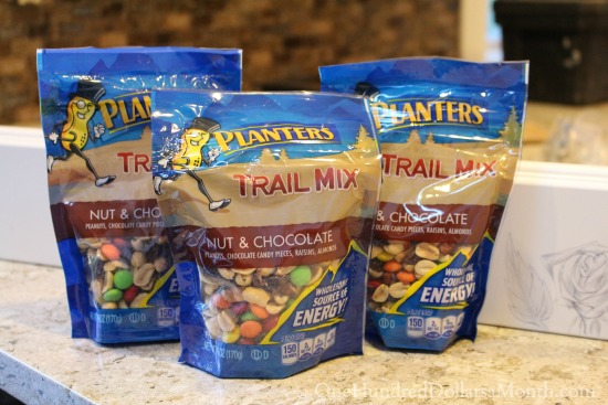 planters trail mix