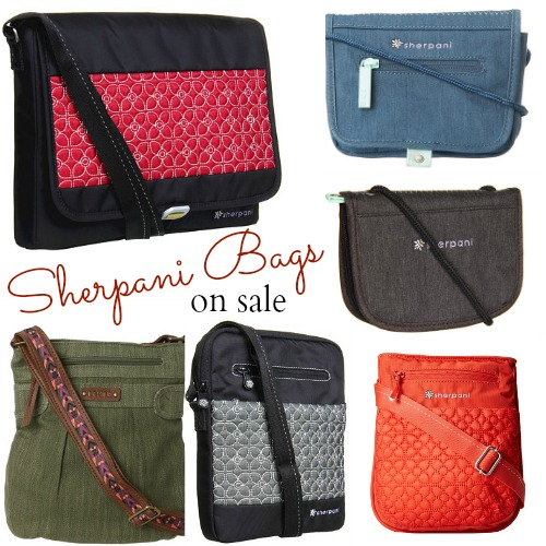 sherpani bags purses and luggage