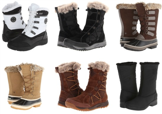 snow boots on sale