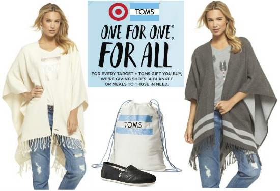 toms for Target