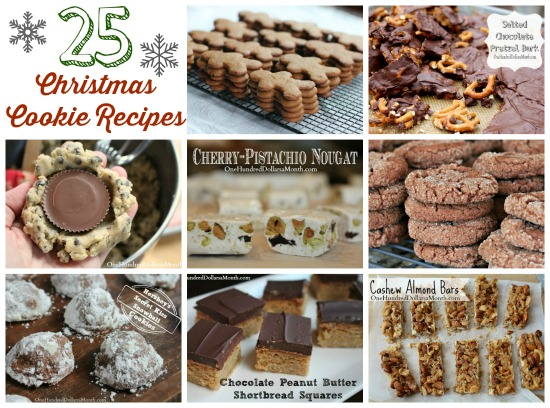 25 Christmas Cookie Recipes That Will Knock Your Stockings Off