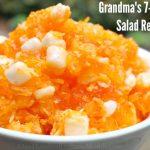 7-Up Jell-O Salad Recipe