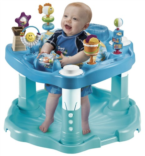Evenflo Beach Baby ExerSaucer