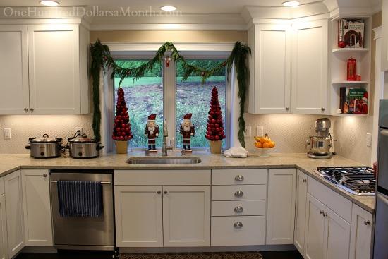 White kitchen cabinets remodel