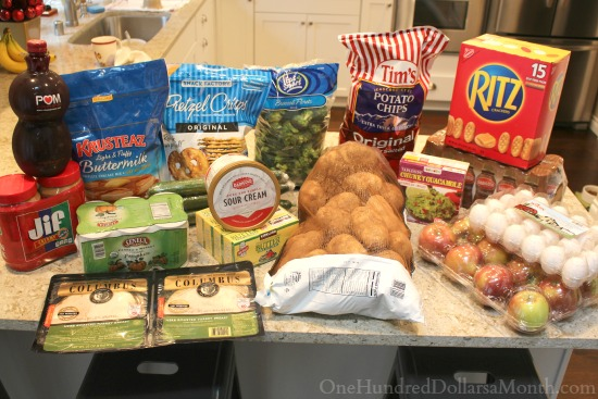 How I Feed My Family for $100 a Month – Week 49 of 52