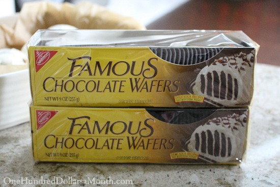 famous chocolate wafers