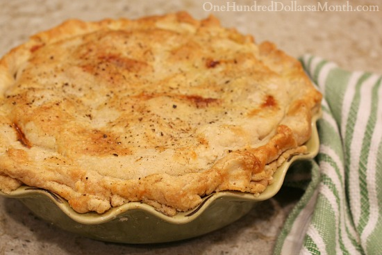 ham pot pie recipe