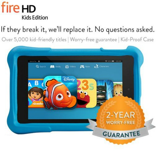 kindle fire kids